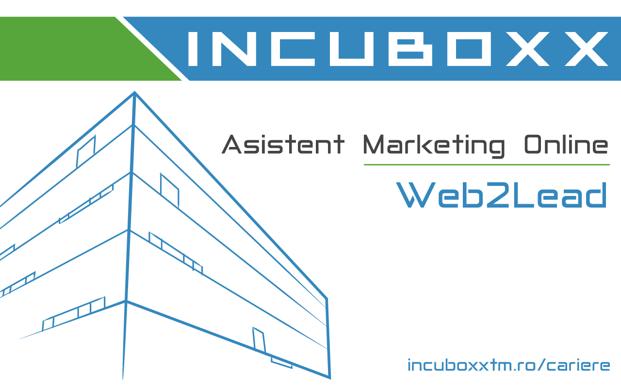 Web2Lead Cariere INCUBOXX